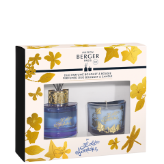 Dúo mini Bouquet y Vela Lolita Lempicka Parma