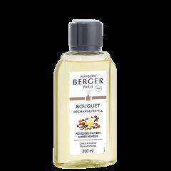 Recarga Bouquet Perfumado Poussière d'Ambre 200ml