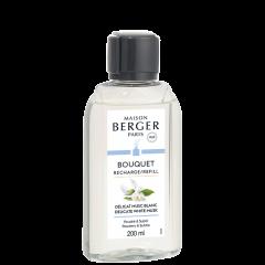Recarga Bouquet Délicat Musc Blanc 200ml
